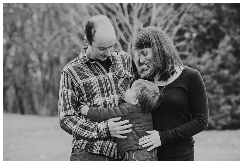 warren + family | maine audubon family session