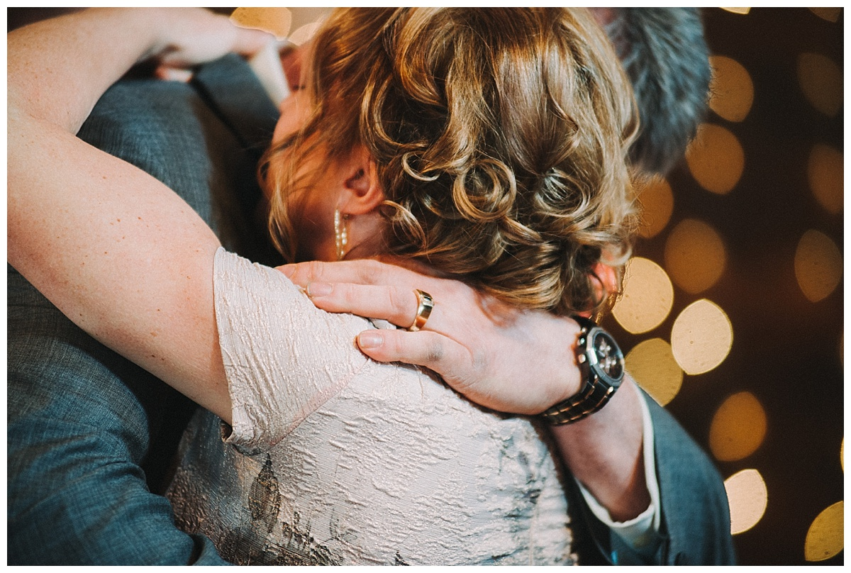 nanette + stephen | magical winter wedding