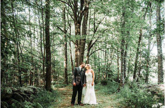 bryan + kimberlei | midsummer garden wedding
