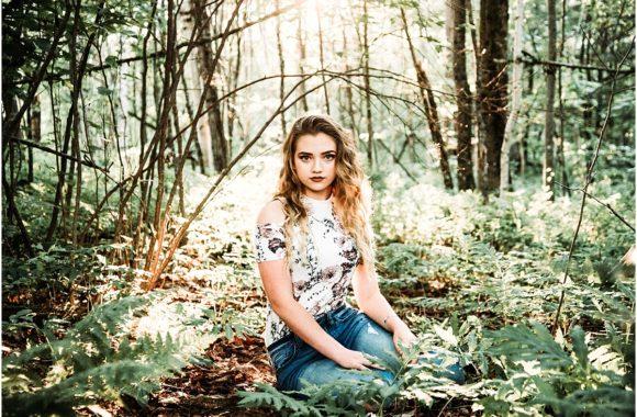 annie | style senior portrait
