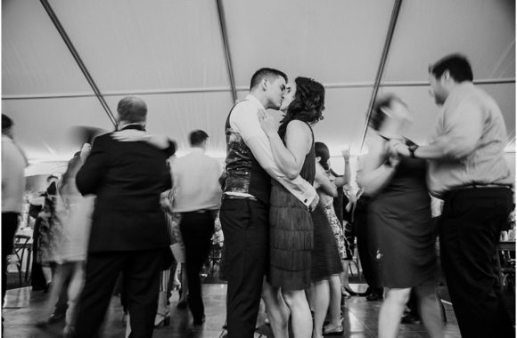sam + chris | lakeside berkshire wedding